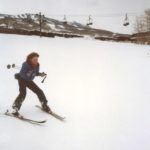 Fearless on the slopes