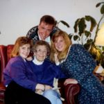 With the Brickach cousins