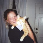 Eve loved her cat Barkley