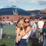 Eve loved her dog Lyle