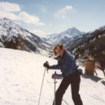 Fabulous skier